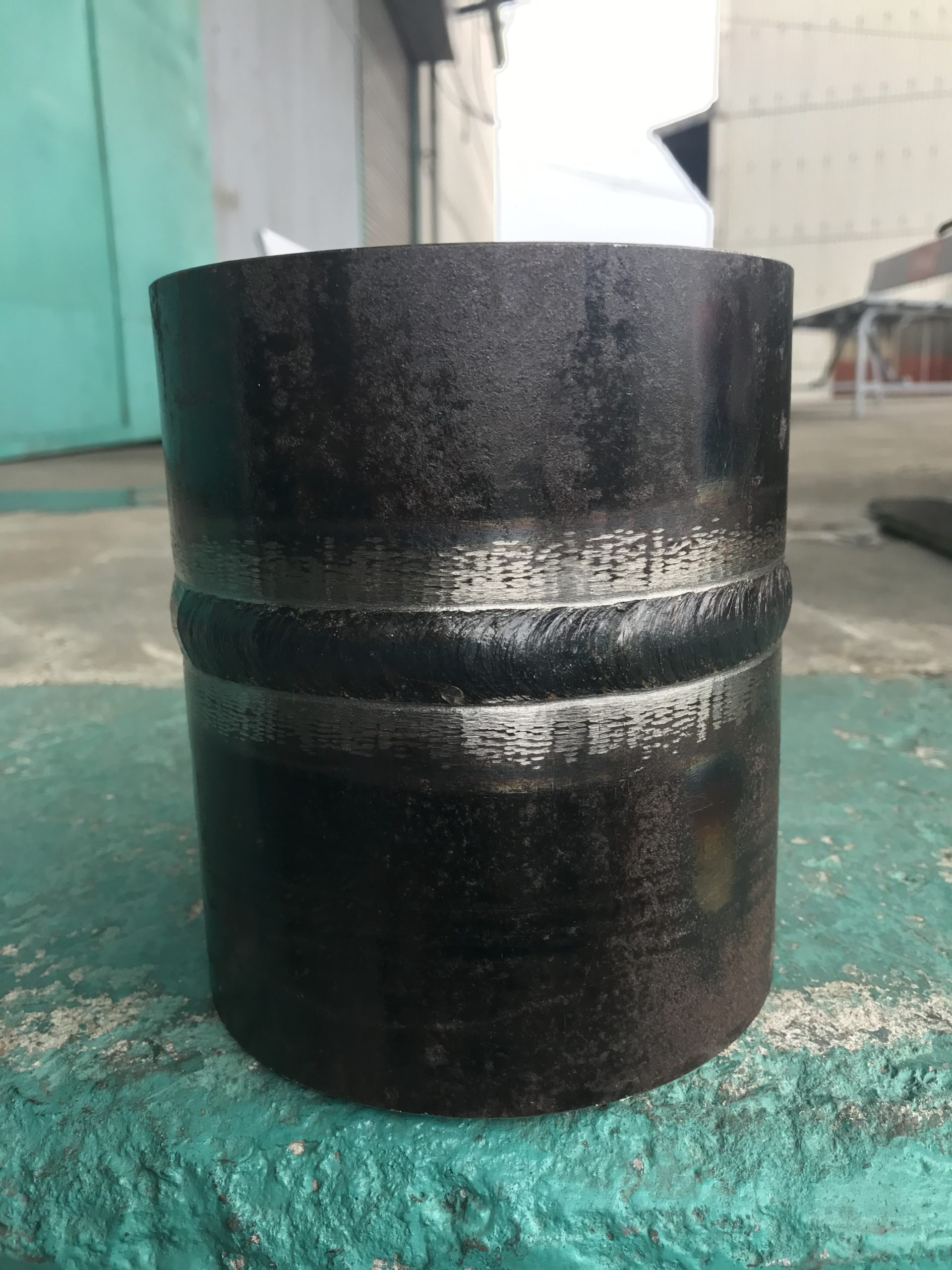 配管裏波溶接 (C-2P)